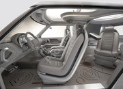 Nissan concept car brings the Starship Enterprise to the road - photo 4