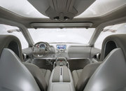 Nissan concept car brings the Starship Enterprise to the road - photo 5