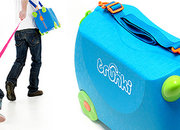 Kids get ride-on suitcase with Trunki - photo 2