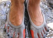 Barefoot with Vibram Fivefingers - photo 2