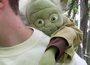 Jedi wannabes now have their own little Yoda - photo 1