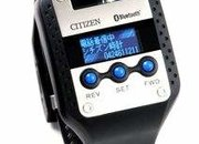 Citizen brings out world's first Bluetooth watch - photo 1