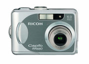 Entry-level compact from Ricoh, the RR660, won't break the bank - photo 1