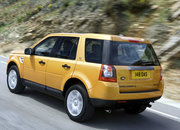 Land Rover Freelander gets official launch at British Motor Show - photo 1