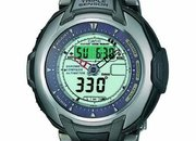 Casio Pro Trek and Sea Pathfinder watches - photo 1