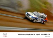 Scalextric cars to have their own rally, Slot Rally GB - photo 1