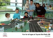 Scalextric cars to have their own rally, Slot Rally GB - photo 2