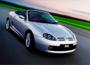 MG planing a trio of new saloon models plus revamped MG TF - photo 1
