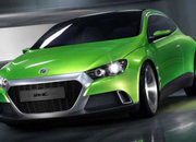 Volkswagen announces Iroc sports car concept - photo 2