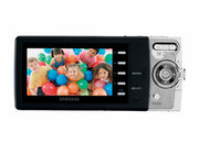 IFA 2006: Samsung unveils latest do-all compact camera the SDC-MS61 - photo 2
