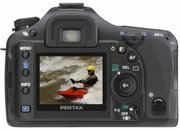 Pentax launch K10D DSLR digital camera - photo 3
