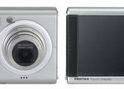 Pentax introduces upgrades the resolution on its compacts to make the T20 and E20, and releases a new lens - photo 1