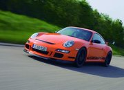 Porsche present the 911 Targa 4, the 911 GT3 RS, the Cayman and the Boxster in Paris - photo 2