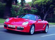 Porsche present the 911 Targa 4, the 911 GT3 RS, the Cayman and the Boxster in Paris - photo 4