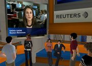 Reuters to open virtual news bureau in Second Life - photo 1