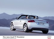 Audi unveils the latest TT Roadster - photo 2