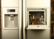 LG unveils Home Bar Side-by-Side fridge - photo 1