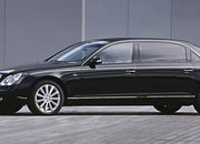 Maybach launches the £340,000 62S - photo 1