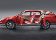VW has revealed its latest concept in China - the Neeza - photo 3