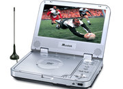 Mustek unveils MP70D and MP80D portable DVD players - photo 2