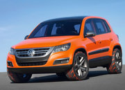 Volkswagen unveils new Tiguan compact 4x4 - photo 1