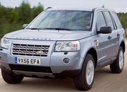 Freelander 2 gets iPod dock and more - photo 2