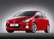Vauxhall announce Corsa VXR - photo 1