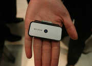 Macworld 2007: The Belkin Bluetooth Dock Adapter for iPod - photo 2