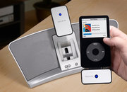 Macworld 2007: The Belkin Bluetooth Dock Adapter for iPod - photo 3