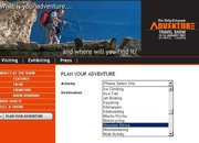 WEBSITE OF THE DAY – adventureshow.co.uk - photo 2