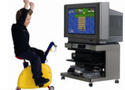 Gymkids' Cyberbike offers kids real exercise in a virtual world - photo 2