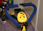 Gymkids' Cyberbike offers kids real exercise in a virtual world - photo 4
