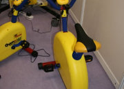 Gymkids' Cyberbike offers kids real exercise in a virtual world - photo 5