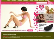 WEBSITE OF THE DAY - playfullady.co.uk - photo 1