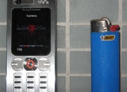 Sony Ericsson W880 photos leaked - photo 1