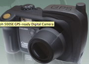 Rugged Ricoh 500SE has built-in GPS receiver - photo 2