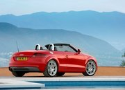 Audi TT Roadster arrives in UK - photo 1