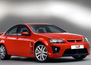 Vauxhall announce the VXR8 - photo 1