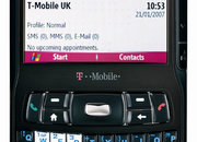 T-Mobile launches MDA Mail smartphone - photo 1