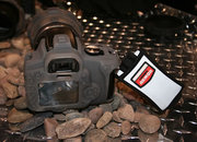 PMA 2007: Camera Armor encases your DSLR in silicon - photo 2