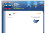 Tirminal launches free file transfer service - photo 3