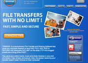 Tirminal launches free file transfer service - photo 4