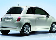 Fiat 500 gets makeover for 2007 - photo 2