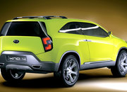 Kia set to unveil new SUV concept - photo 2