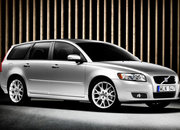 Volvo refreshes S40 and V50 - photo 2
