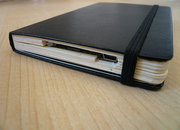 DIY Moleskin Hard drive to store all your digital memories - photo 1