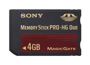 Sony launches Memory Stick PRO-HG memory cards - photo 1