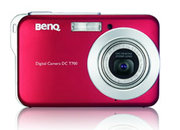 BenQ launches world's slimmest 7MP camera in the UK - photo 1