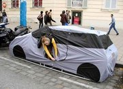 A car tent for urban camping?  - photo 1