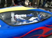 Panasonic breaks world speed record for AA battery powered car - photo 4